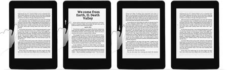 Escaneo de páginas